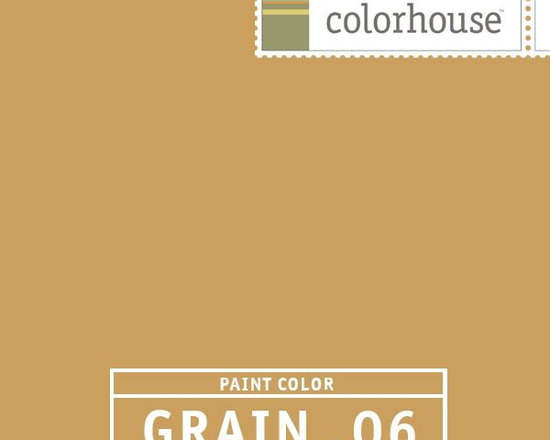 Colorhouse GRAIN .06 - Colorhouse GRAIN .06: The richest of the GRAINs. This color makes a statement and can work as an accent layered with other GRAINs. Beautiful in an entry, an office, small powder room, or a niche.