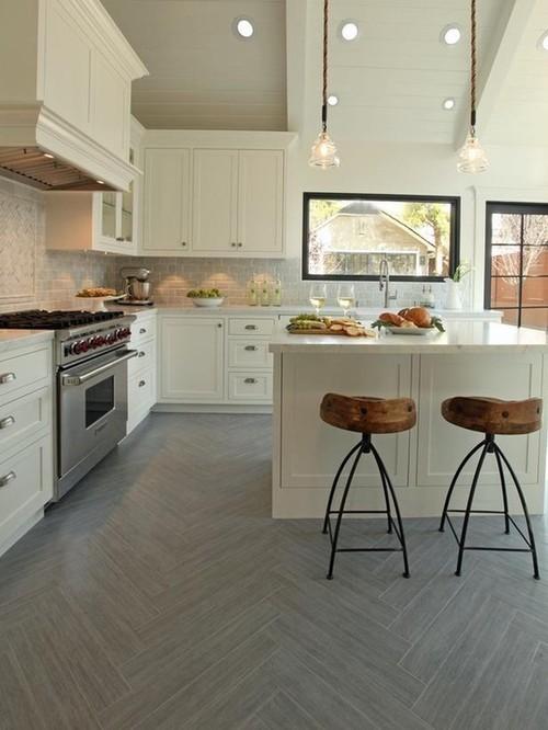 Color coordinating kitchen