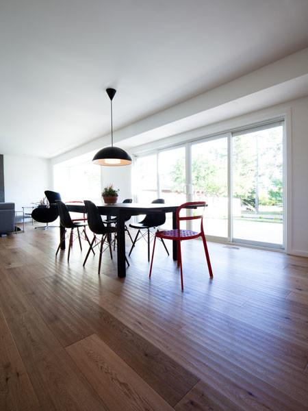 Aspen contemporary-dining-room