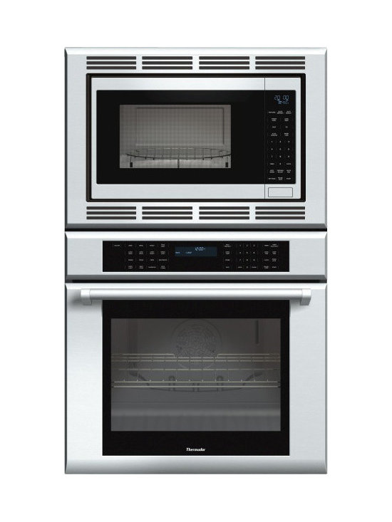 """Thermador Masterpiece 30"""" Combination Wall Oven, Stainless Steel 
