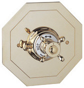 ROHL Concealed Thermostatic Trim Only traditional-showers