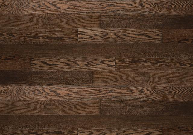Chocolate Essential Red Oak Hardwood Flooring from Lauzon ...