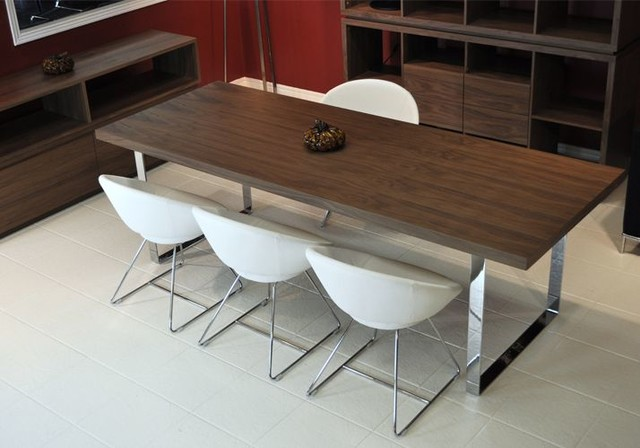 Bosphorus Walnut Dining Table : contemporary dining tables from www.houzz.com size 640 x 448 jpeg 56kB