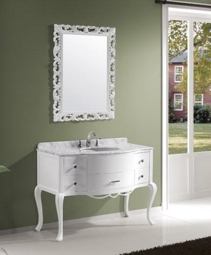 """Virtu USA Charlotte 48"""" Bathroom Vanity modern-bathroom-vanities-and-sink-consoles"""