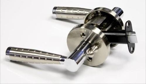 Senti by Nova Door Lever Handle door-hardware