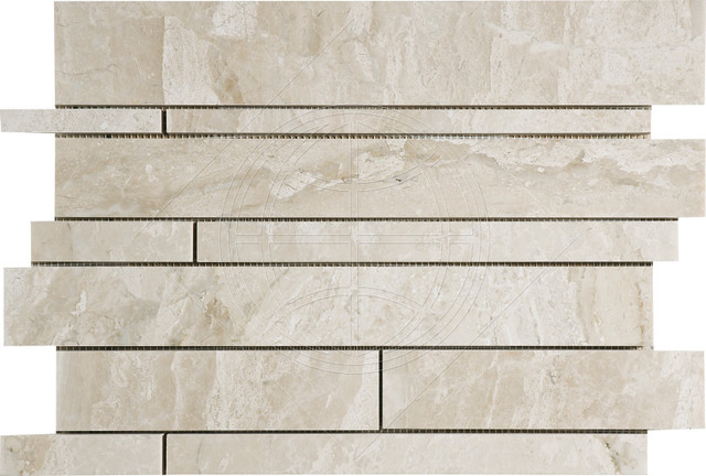 Windsor Mosaic Stone Tile contemporary-tile