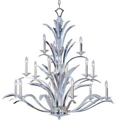 Paradise Chandelier by Maxim Lighting chandeliers
