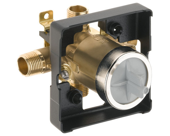 Delta MultiChoice(R) Universal Tub and Shower Valve Body - R10000-UNWS - Timeless design for today's homes