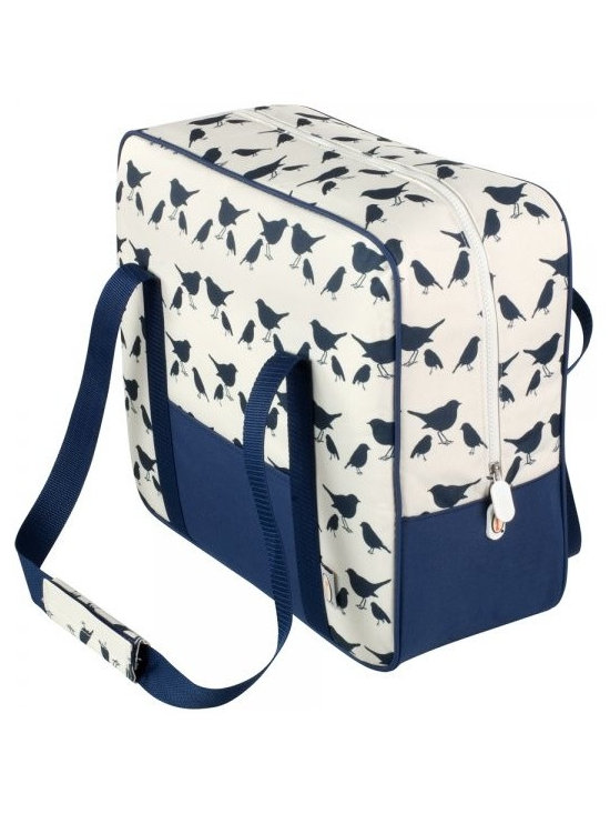Anorak Kissing Robins Coolbag -
