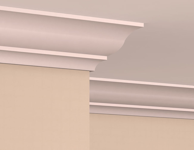 Exterior Crown Moulding : Cr interior plaster crown moulding molding and
