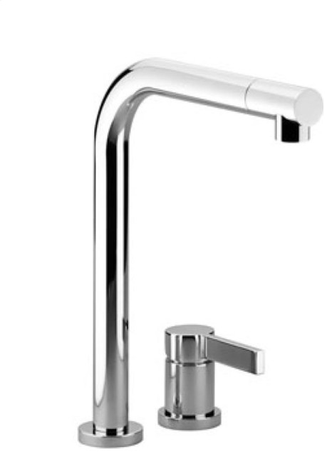 Elio Two Hole Mixer Collection By Dornbracht Modern