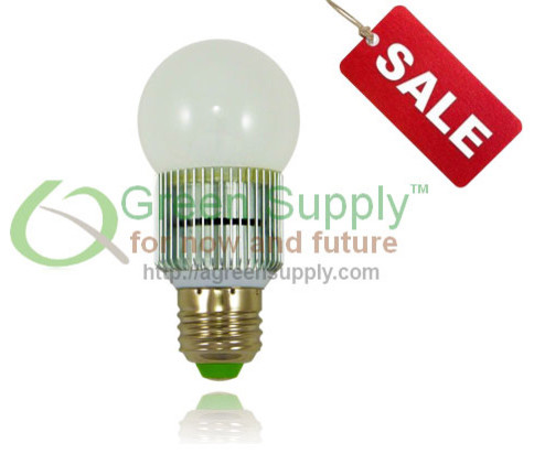 Dimmable A19 LED Light Bulb - 25W Replacement - Cool White led-bulbs