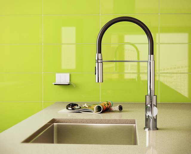 aquabrass in the kitchen kitchen faucets montreal by