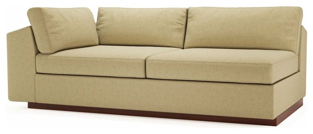 Jackson armless split sofa - Golden contemporary-sofas