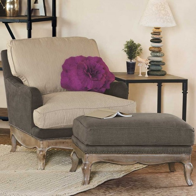 Eco Upholstered Chair traditional-armchairs-and-accent-chairs