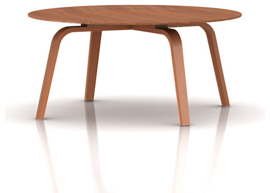 Eames Plywood Coffee Table modern-coffee-tables