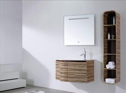 unique 35 5 modern bathroom vanity set with curvy front