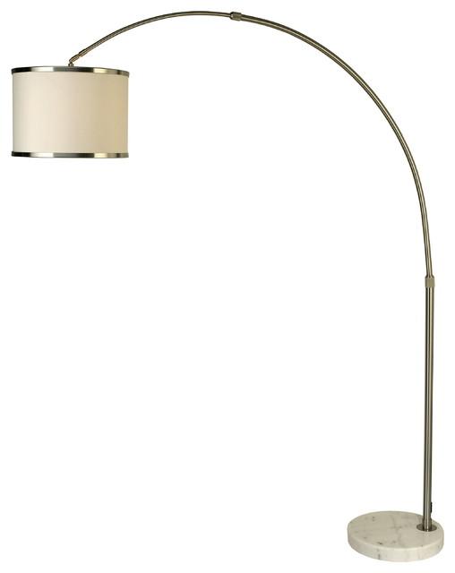 Lux II Arc Floor Lamp modern-floor-lamps