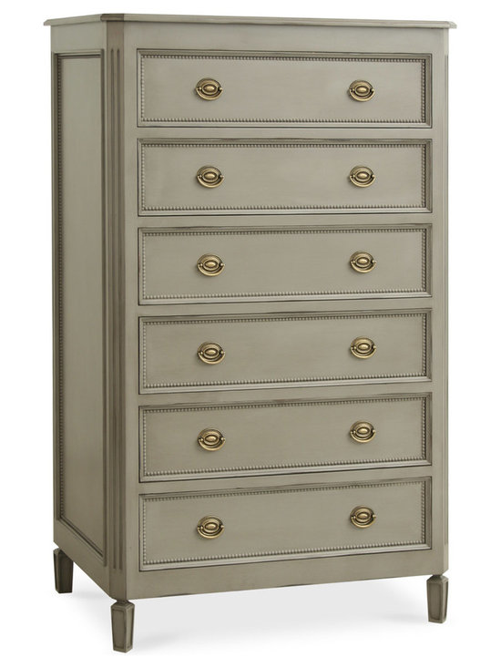 Swedish Highboy Dresser