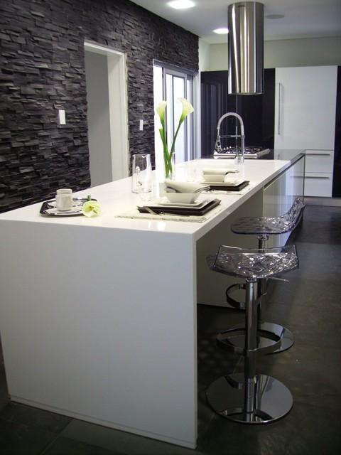 Cocina contemporary-kitchen