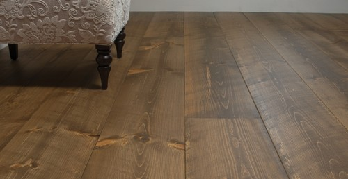 Rustic Flooring and Pine Flooring from Carlisle Wide Plank Floors