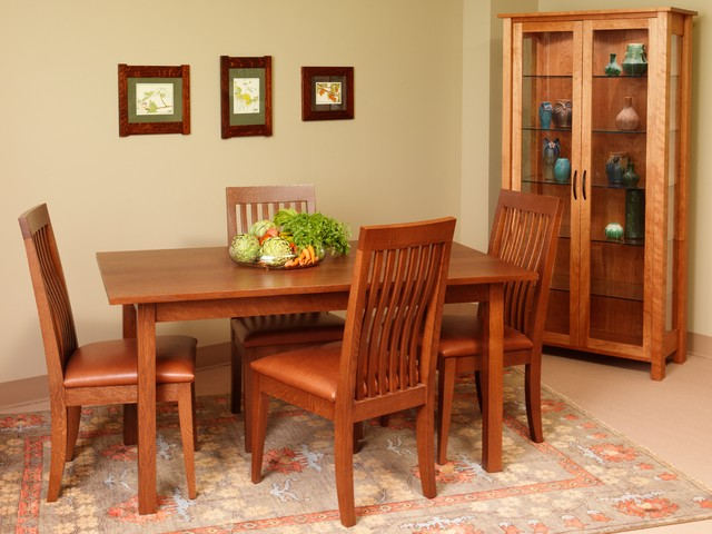 MISSION DINING TABLE contemporary-dining-tables