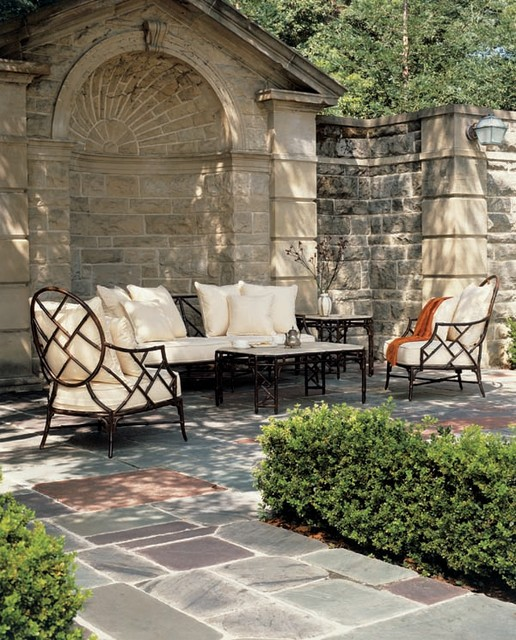 ORIENT Richard Frinier Collection for Century Traditional Patio Furnitu