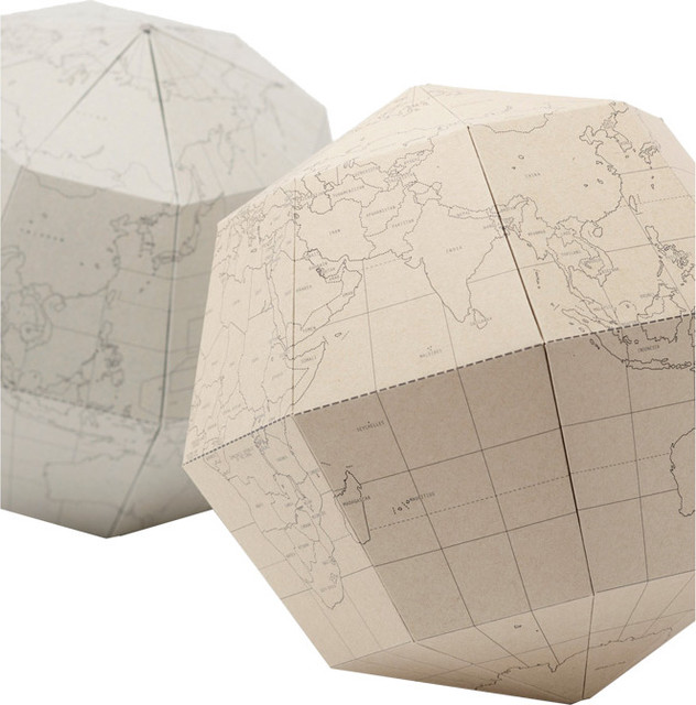 Sectional Globe contemporary accessories and decor