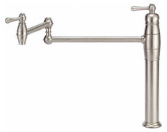 Opulence Pot Filler traditional kitchen faucets