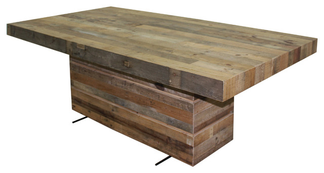 Tahoe Dining Table rustic-dining-tables