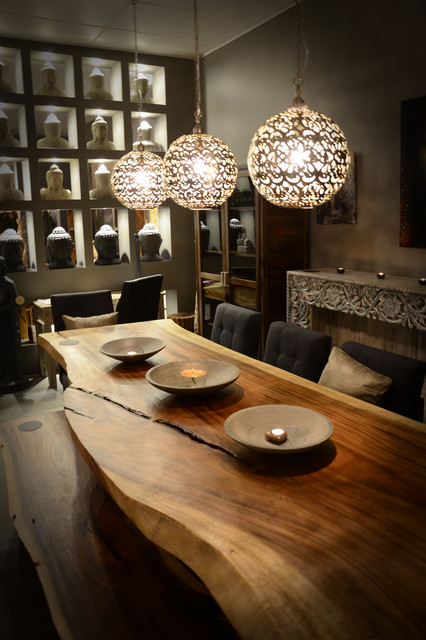 Tasteful dining rooms by artemano montreal by artemano for Oriental furniture montreal
