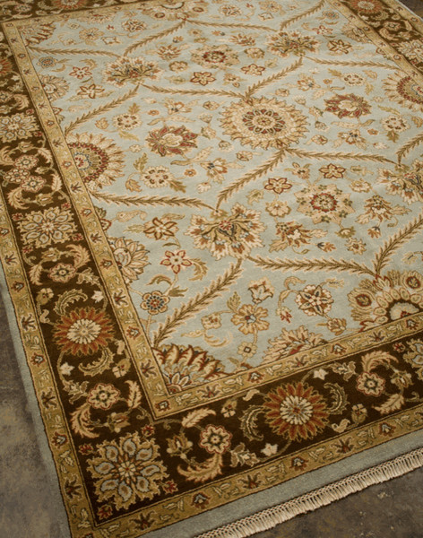 AL05 Hand Knotted - Atlantis Rugs by  lightingzilla.com modern-rugs