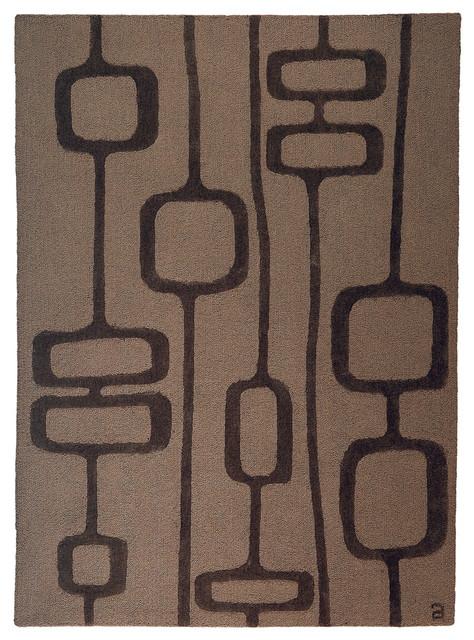 Manfred, Hand-Tufted Wool Rug modern-rugs