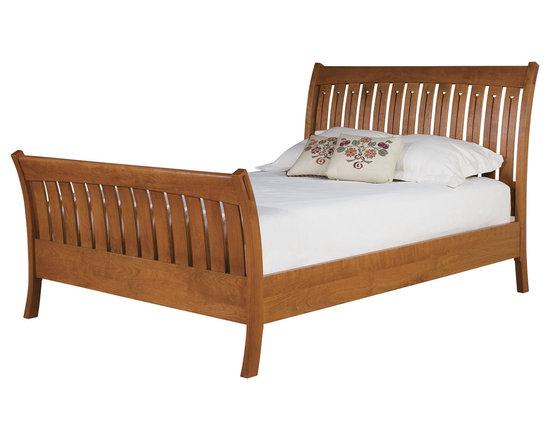 Stickley Sleigh Bed 91-924 -