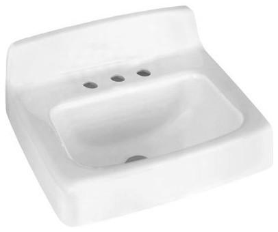American Standard 20 X 18 Regalyn Wall Hung Lavatory Sink
