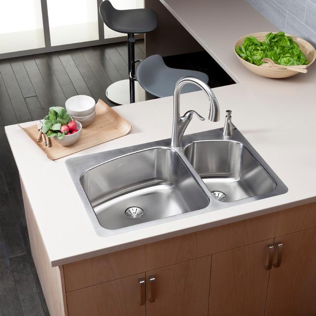Elkay harmony slim rim sink kitchen sinks by - Kitchen sink rim ...