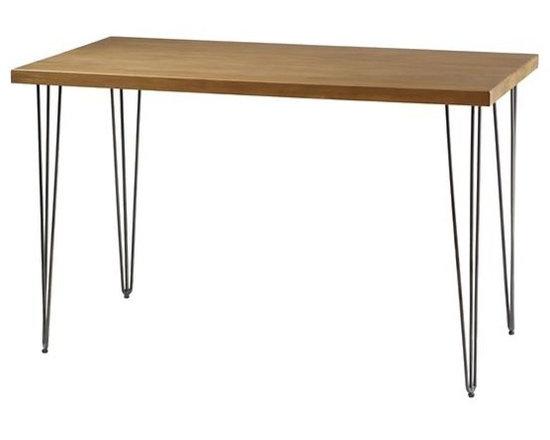 Ansel Teak Desk -