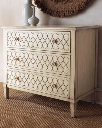 Infinity Scroll Chest traditional dressers chests and bedroom armoires