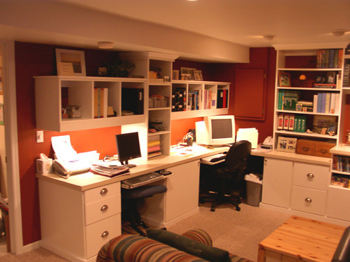 Closet Organizing Systems - Traditional - Home Office - chicago - by Closet Organizing Systems