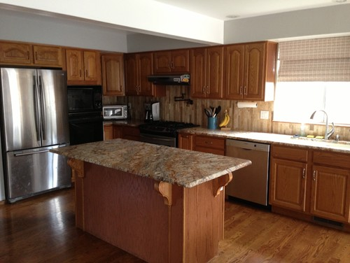 Need help choosing kitchen cabinet paint color Help design kitchen colors
