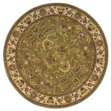 "Home Decorators Area Rug: ConstantIne Sage 3' 9"" Round contemporary-rugs"