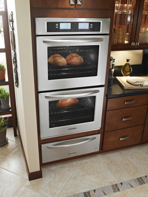 KitchenAid Combination Microwave/Oven with Steam - Modern - Ovens - by KitchenAid