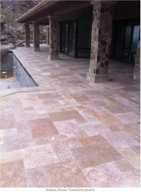 Carmel Stone Mediterranean Wall And Floor Tile San