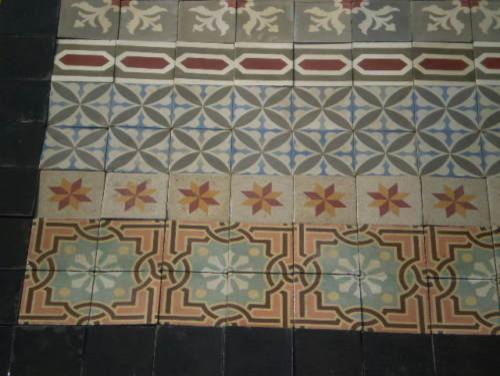 OLD TILES - Old Patterned Tile - OLD ANTIQUE TILE - Old Tiles - LUXURY STYLE .es contemporary