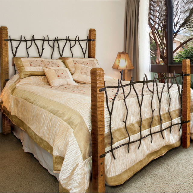 Wrought Iron Home Furniture rustic