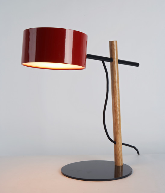 Excel Desk Lamp Red Contemporary Desk Lamps new