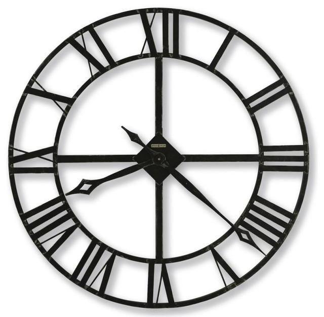 32-inch Howard Miller Quartz Wall Clock traditional-wall-clocks