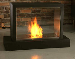 Ventless Gel Fireplace modern-fireplaces