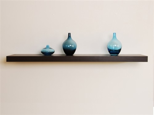 Floating Shelf, Wall Display Shelf - Modern - Display And Wall Shelves ...