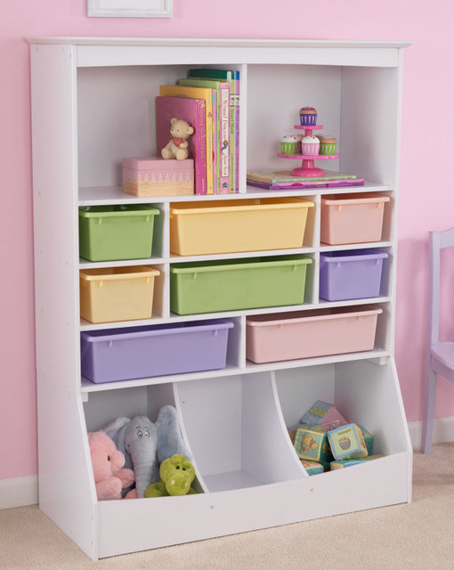 Kids toy storage unit - Contemporary - Toy Organizers - los angeles - by Sister Furniture